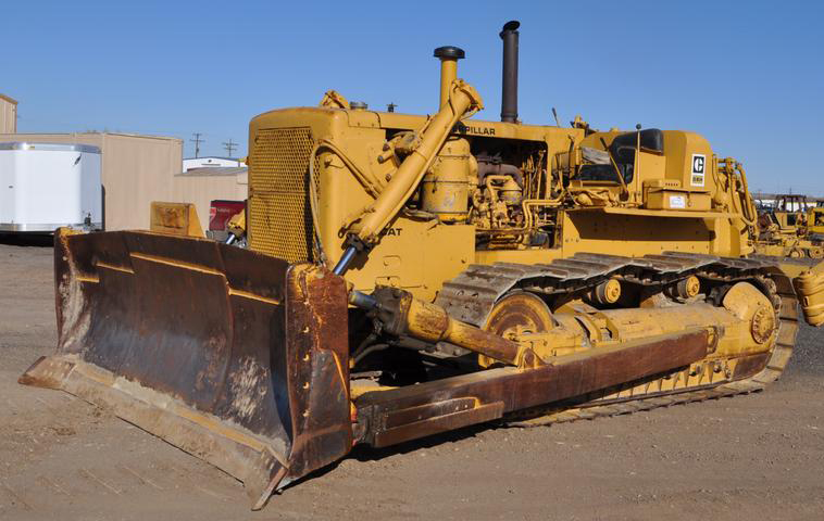D-8H Caterpillar Dozer