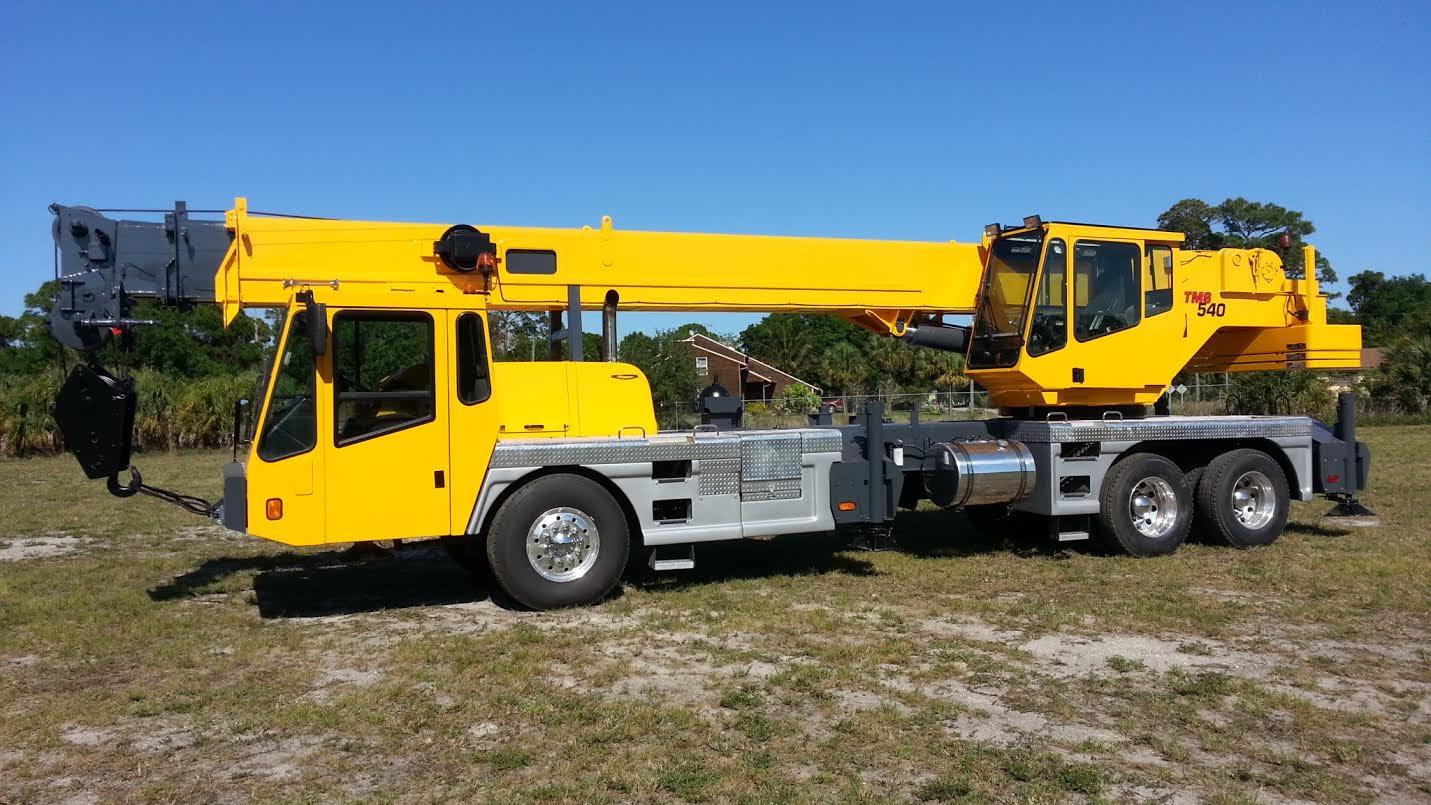 40 Ton Grove Crane