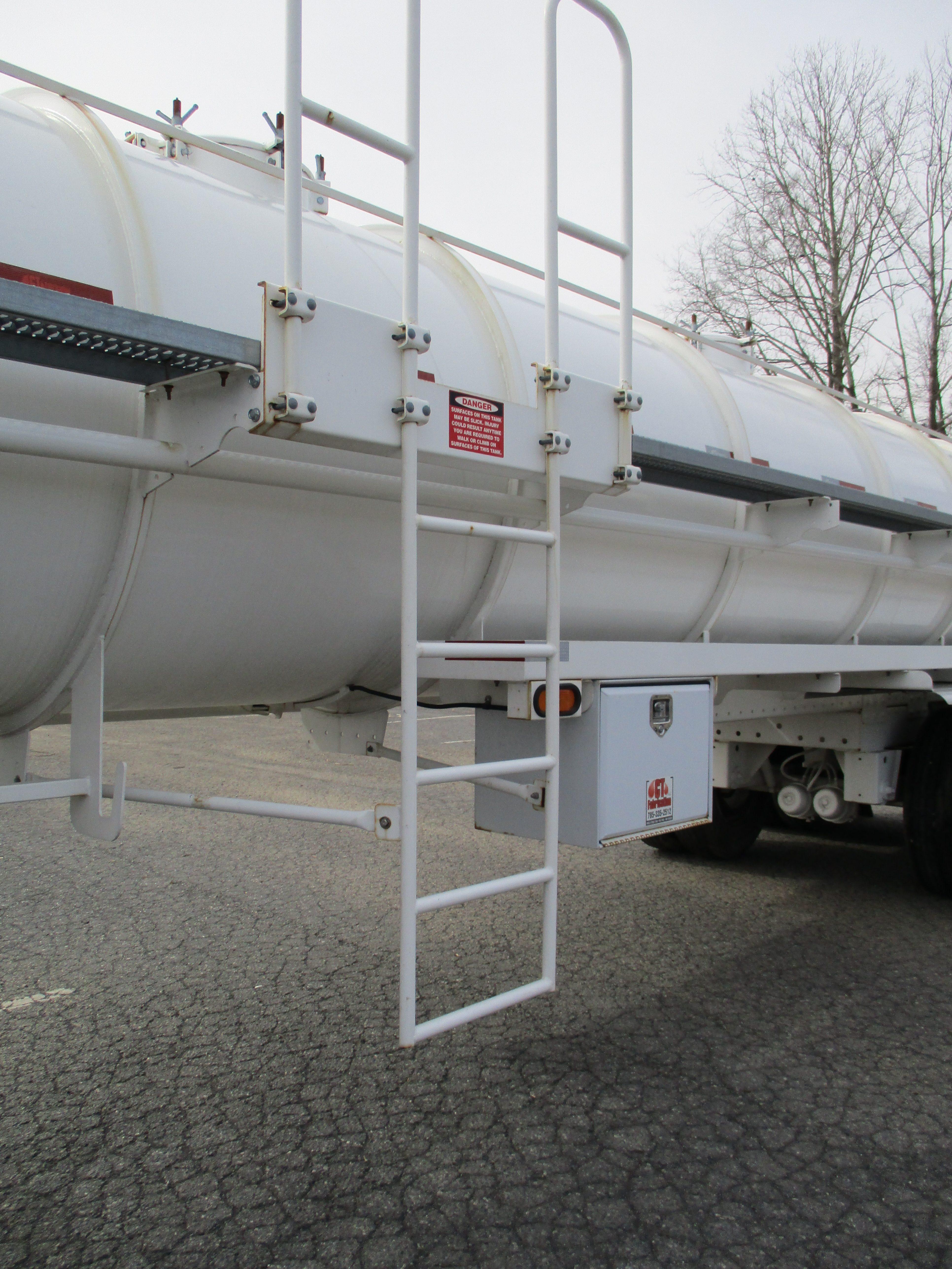 Tank Trailer Ladder